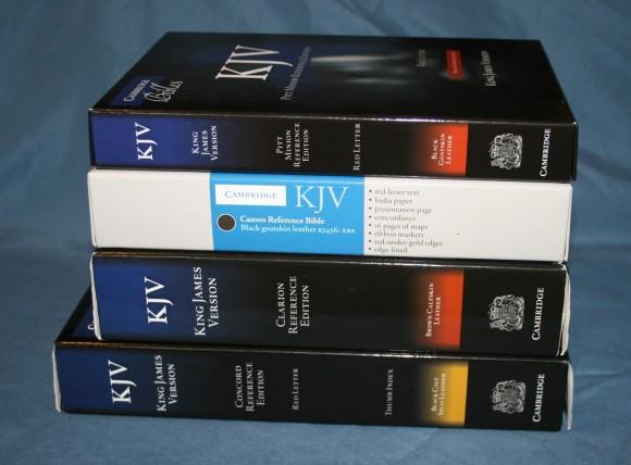 Cambridge Bibles 001