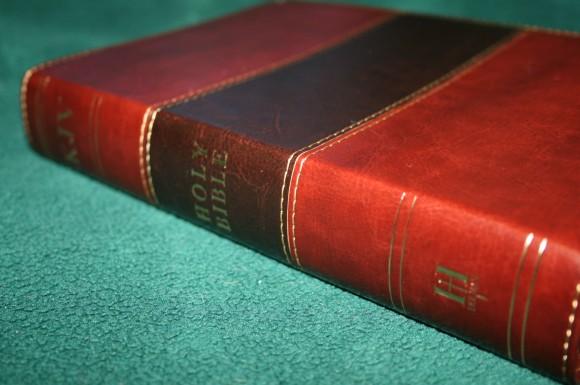 Holman Hand Size Giant Print Reference Bible KJV 026
