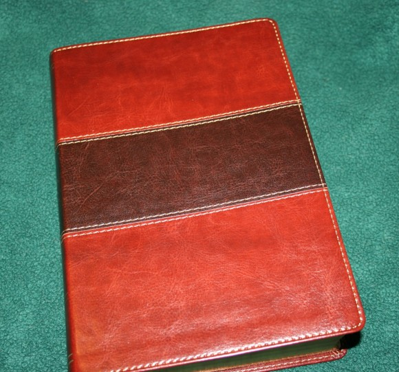 Holman Hand Size Giant Print Reference Bible KJV 030