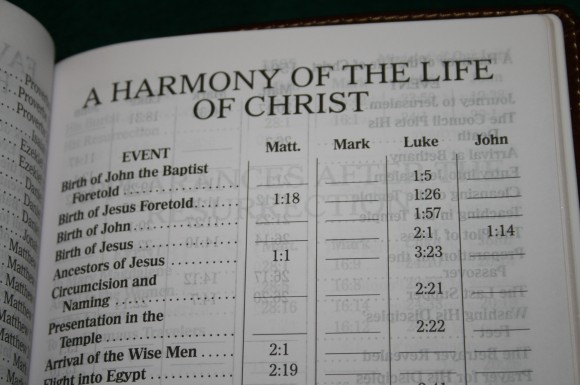 Holman Hand Size Giant Print Reference Bible KJV 052
