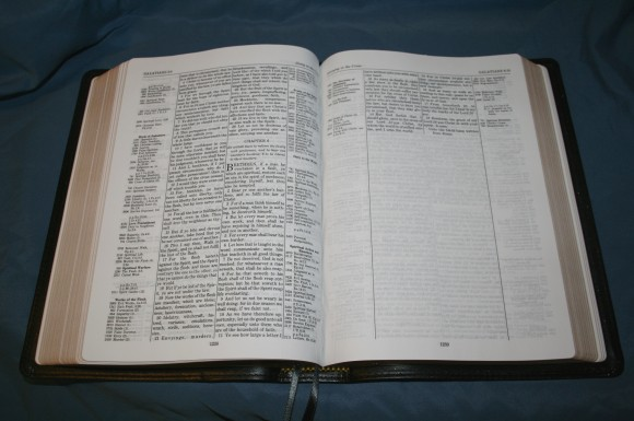 LCBP Thompson Chain Reference Bible 069