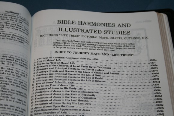 LCBP Thompson Chain Reference Bible 088