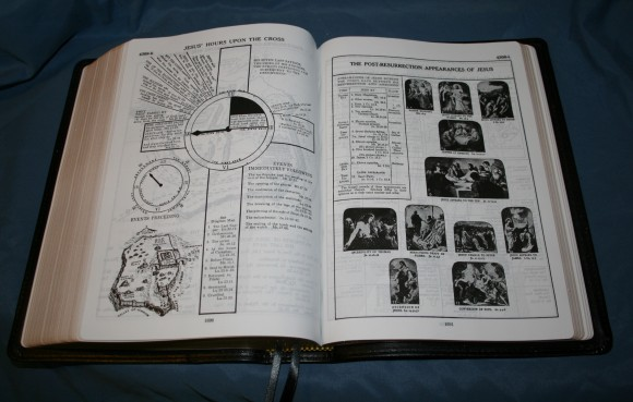 LCBP Thompson Chain Reference Bible 090