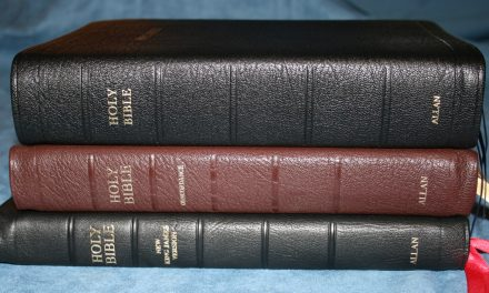 RL Allan NKJV Bible Comparisons