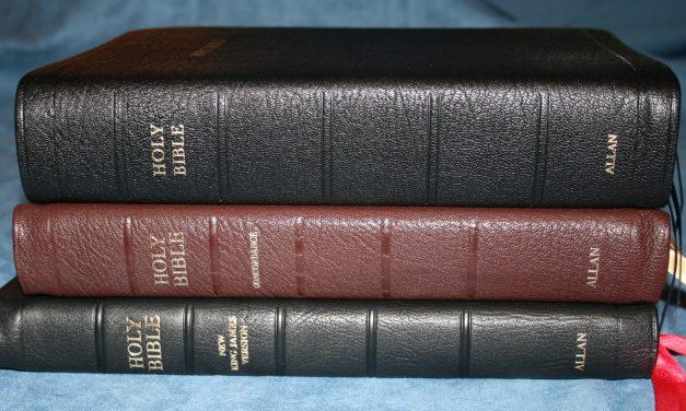 RL Allan NKJV Bible Comparisons