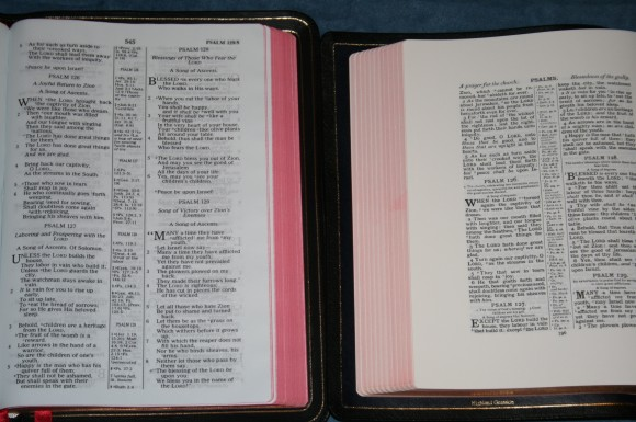 Allan New King James Version Classic Reference Edition Black Hig 052