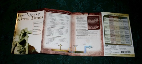 Four Views on the End Times Complete Kit from Rose Publishing 020