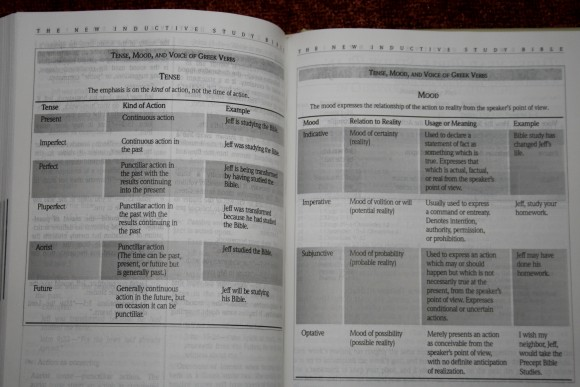 The New Inductive Study Bible ESV 035