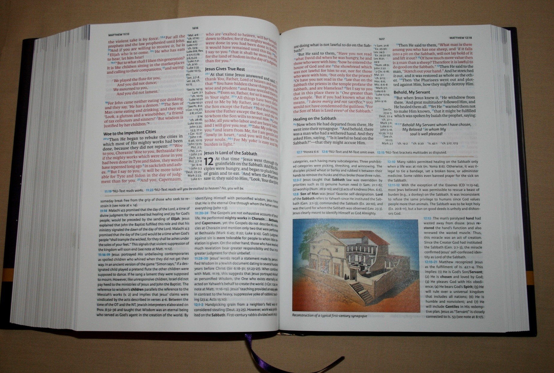 Holman NKJV Study Bible - Review