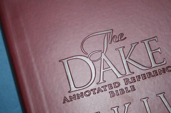 Dake Annotated Reference Bible NKJV 033