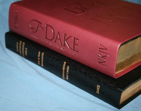 Dake Annotated Reference Bible NKJV 037