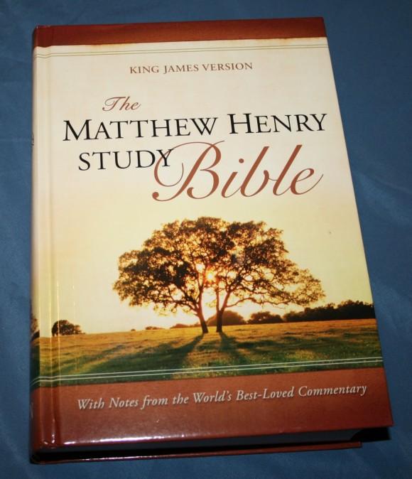 The Matthew Henry Study Bible 001