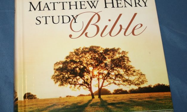 The Matthew Henry Study Bible – Review