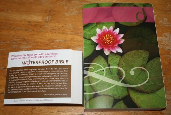 Waterproof Bible 002