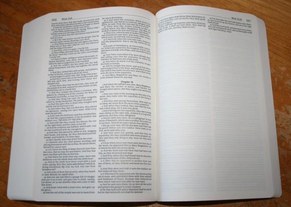 Waterproof Bible 018