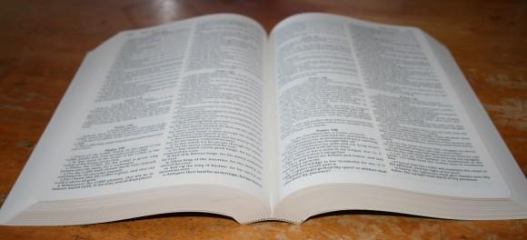 Waterproof Bible 021