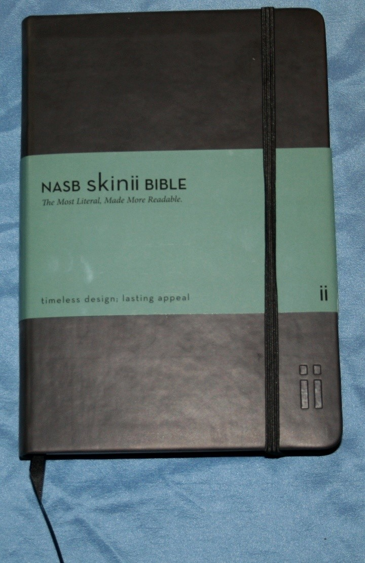 Nasb Skinii Bible From Zondervan Review