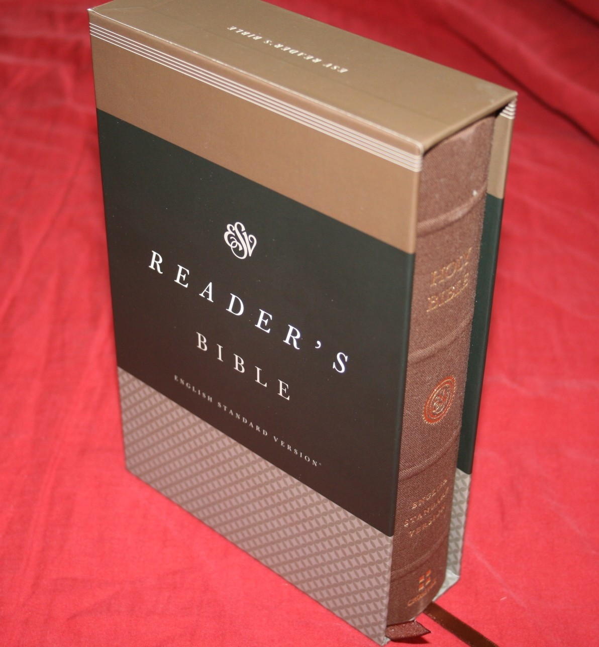 Crossway's ESV Reader's Bible – Review