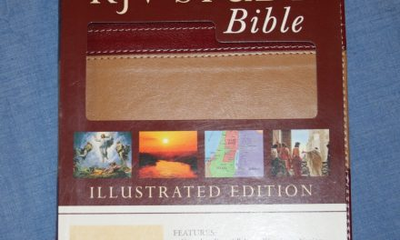 The KJV Study Bible Barbour Publishing – Review