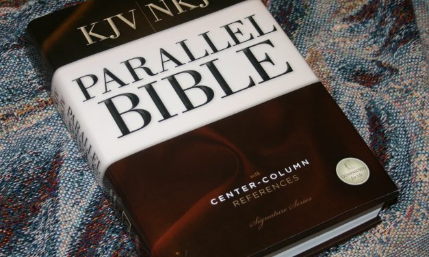 Thomas Nelson KJV NKJV Parallel Bible – Review
