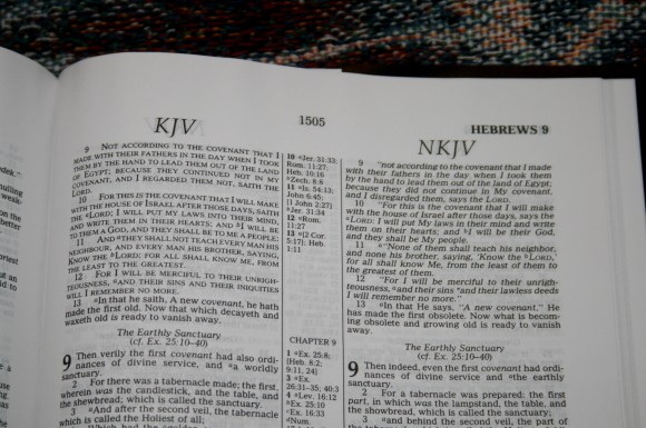 Thomas Nelson KJV NKJV Parallel Bible – Review 014