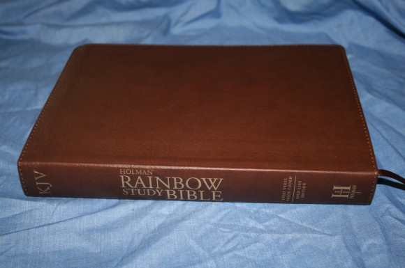 Improved Holman Rainbow Study Bible KJV 006
