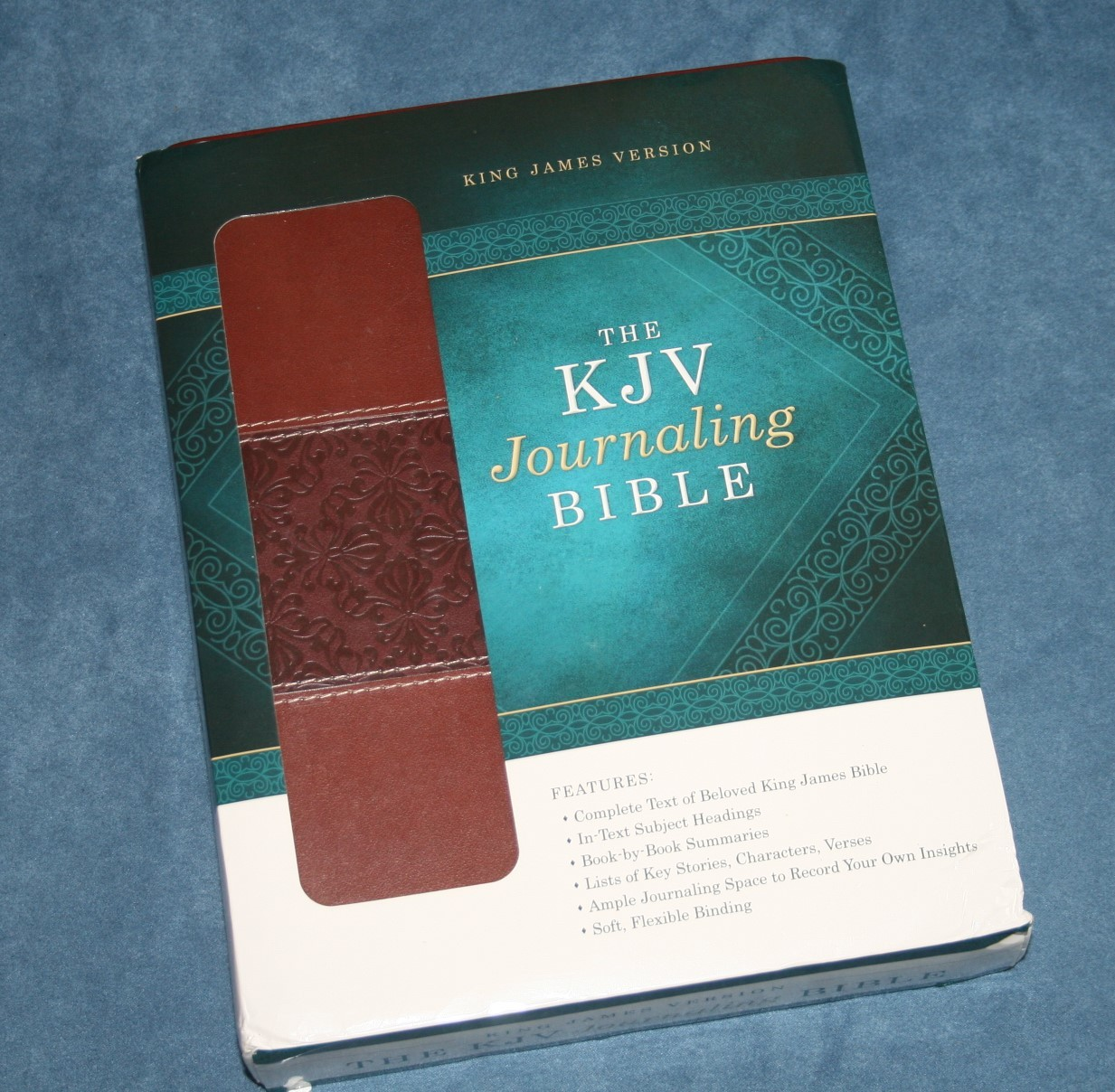 Barbour Kjv Journaling Bible Review Bible Buying Guide