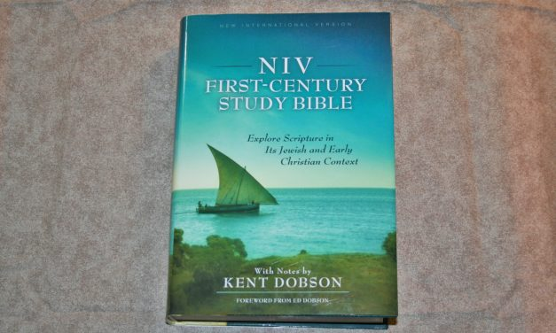 Zondervan's First-Century Study Bible – Review