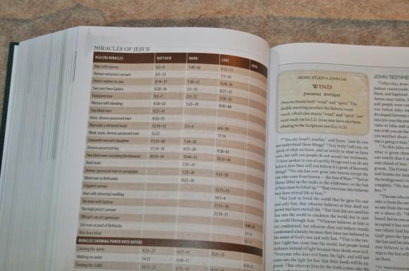 Zondervan First-Century Study Bible (23)