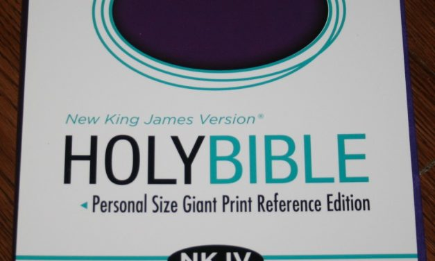 Nelson NKJV Personal Size Giant Print Reference Bible – Review