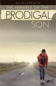Rose Publishing Prodigal Son