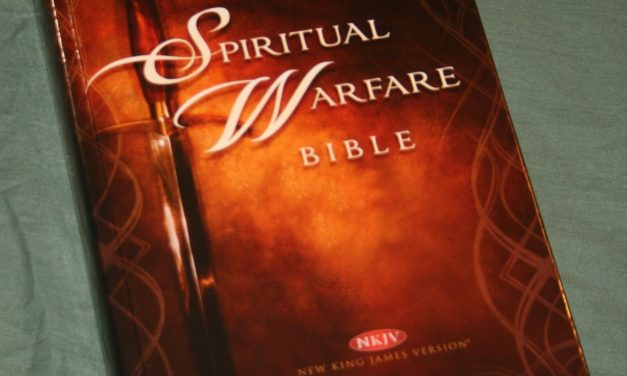 Spiritual Warfare Bible – Review
