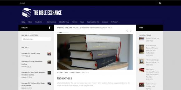 Bible Exchange
