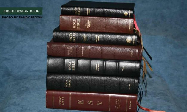 Why You Need More than One Bible