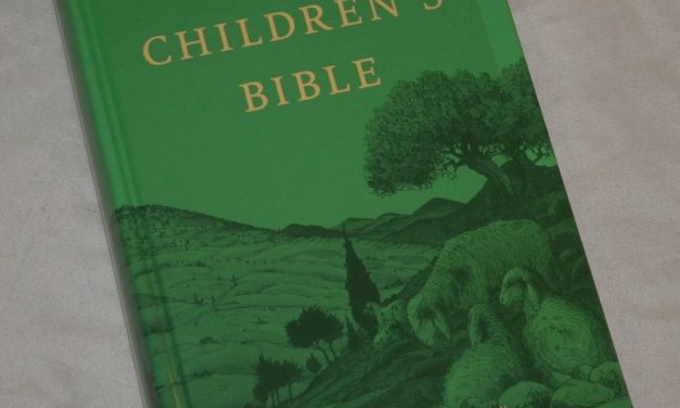 Crossway ESV Children's Bible Review