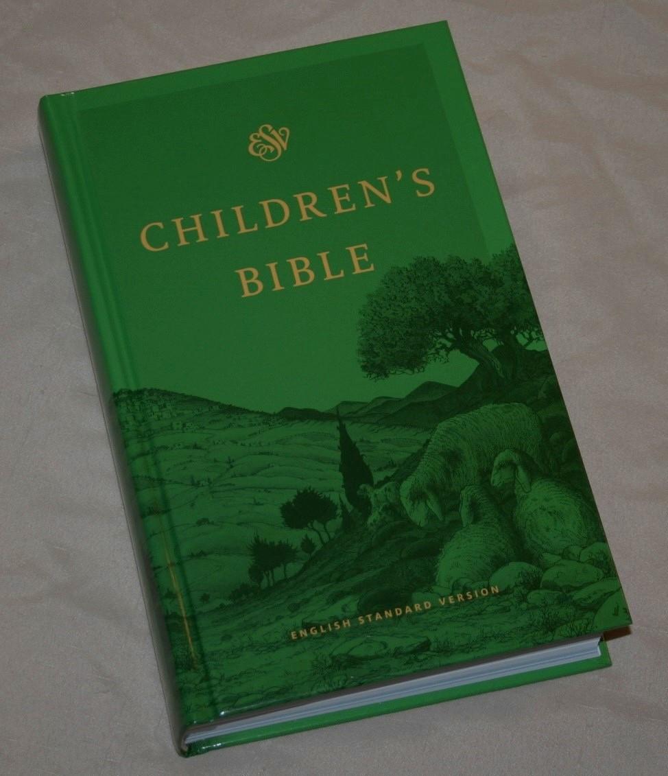 Crossway Esv Children S Bible Review Bible Buying Guide