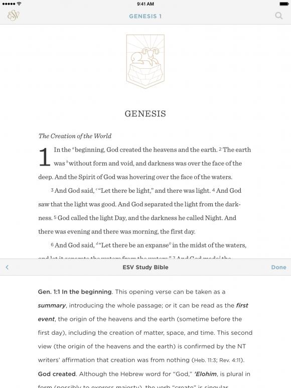 iPad Study Notes