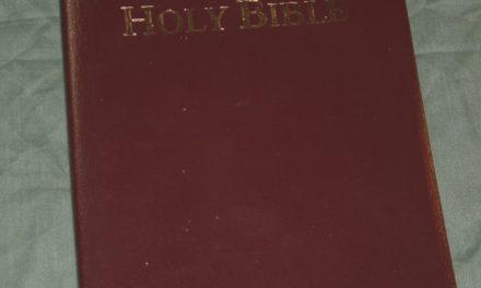 KJV Subject Bible – Review