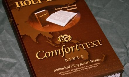 TBS Comfort Text Bible – Review