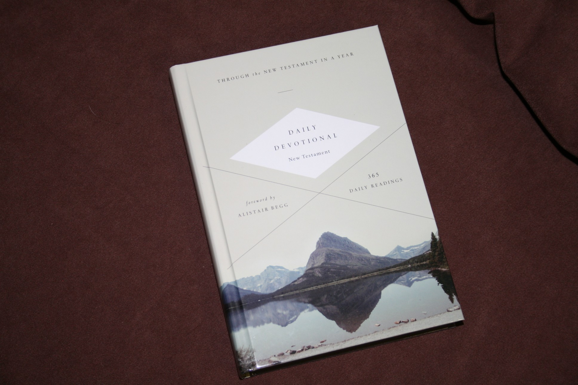 Crossway S Esv Daily Devotional New Testament Review