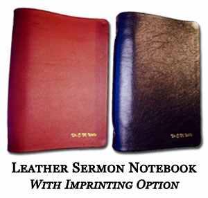 LeatherNotebookWimprinting
