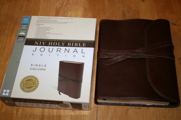 NIV Journaling Bible (3)