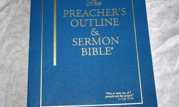 The Preacher's Outline & Sermon Bible – Psalms Part 2