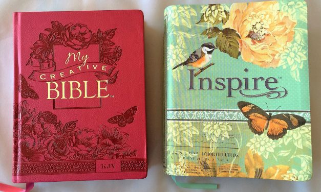 My Creative Bible – Inspire Bible Comparision