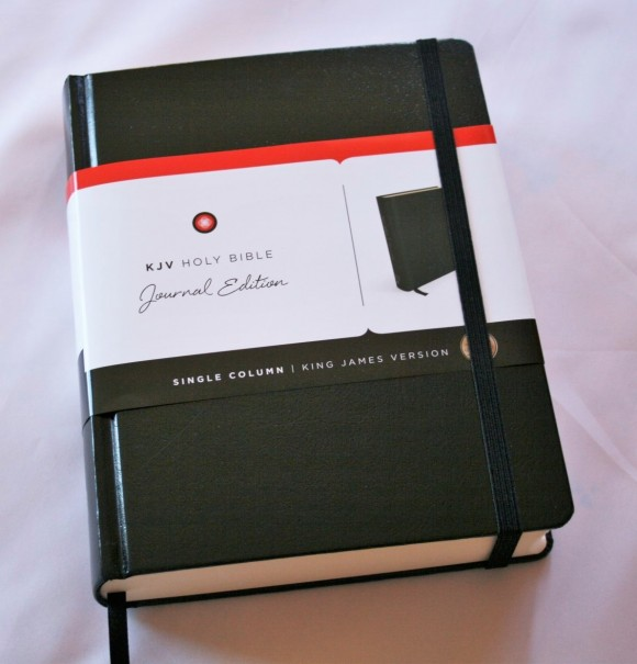 Nelson KJV Journal Edition Bible (1)