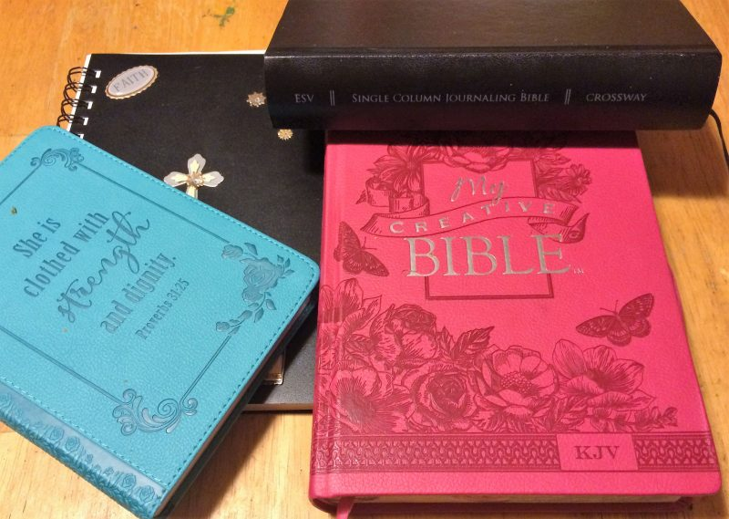 How I Got Stated Bible Art Journaling