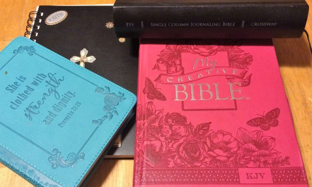 How I Got Started Bible Art Journaling