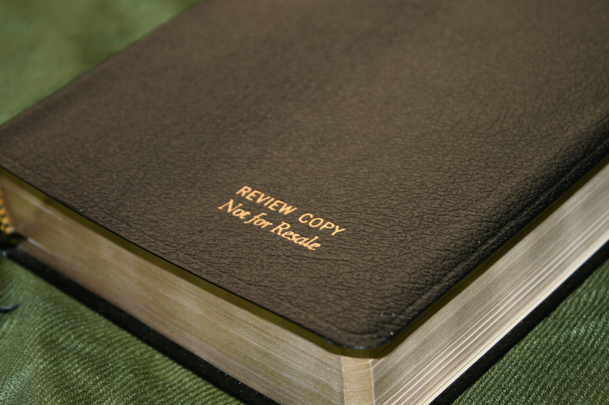 Handy Size Thompson Chain Reference Bible KJV (47)
