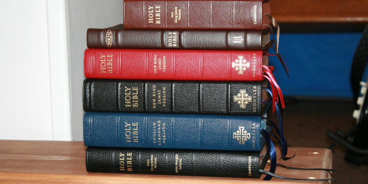 Bible Buying Tip – Choosing a Bible According to How it Will be Used