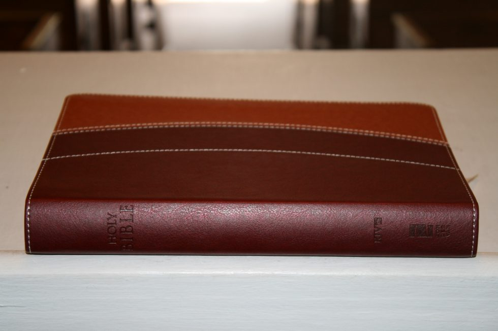 Zondervan Thinline Large Print KJV (27)